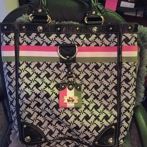 Juicy Couture Leather Bag tote